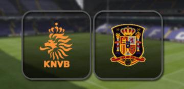 Нидерланды – Испания