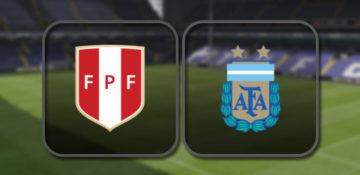 Перу – Аргентина