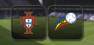 Португалия – Андорра