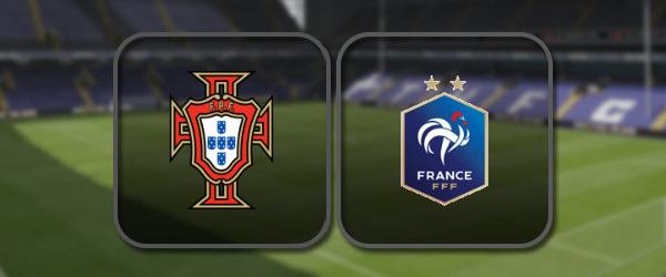Португалия - Франция онлайн трансляция
