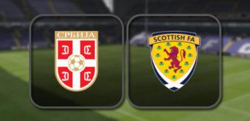 Сербия – Шотландия
