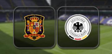 Испания – Германия