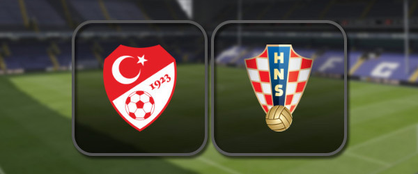 Турция – Хорватия онлайн трансляция
