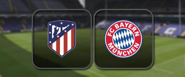 Атлетико – Бавария: Полный матч и Лучшие моменты