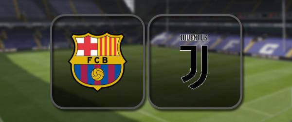 Барселона – Ювентус: Полный матч и Лучшие моменты