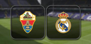 Эльче - Реал Мадрид