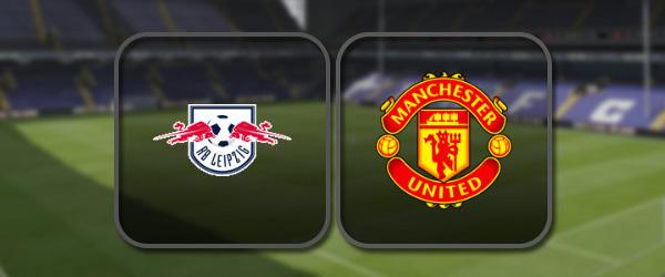 РБ Лейпциг – Манчестер Юнайтед: Полный матч и Лучшие моменты