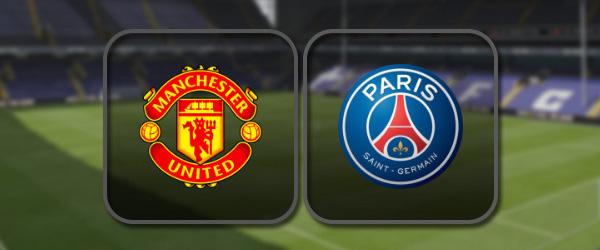 Манчестер Юнайтед – ПСЖ: Полный матч и Лучшие моменты