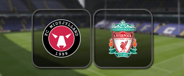 Мидтьюлланд – Ливерпуль: Полный матч и Лучшие моменты