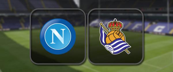 Наполи – Реал Сосьедад: Полный матч и Лучшие моменты
