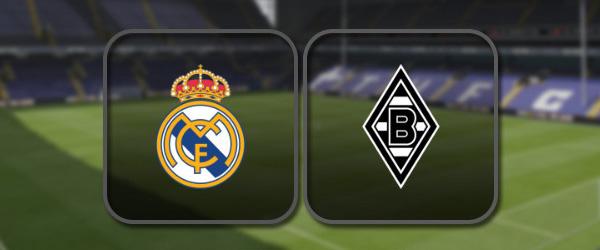 Реал Мадрид – Боруссия М: Полный матч и Лучшие моменты