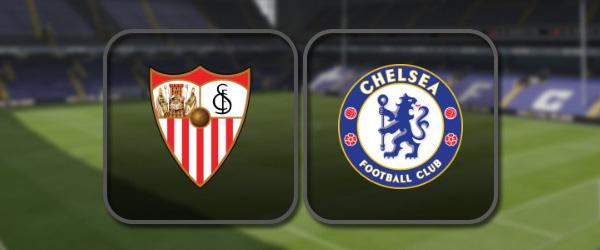 Севилья – Челси: Полный матч и Лучшие моменты