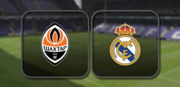 Шахтер – Реал Мадрид