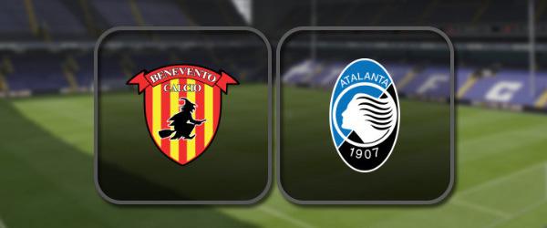 Беневенто - Аталанта: Полный матч и Лучшие моменты