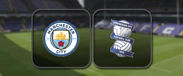 Манчестер Сити - Бирмингем: Лучшие моменты
