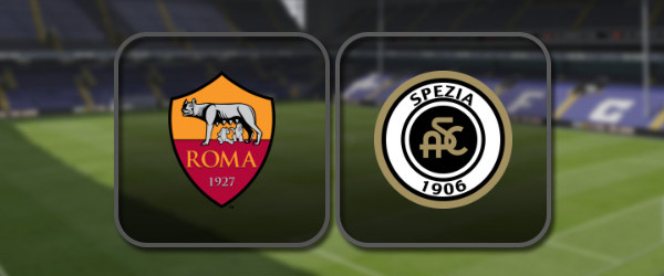 Рома - Специя: Полный матч и Лучшие моменты