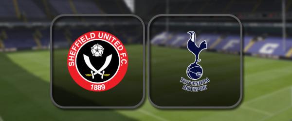 Шеффилд Юнайтед - Тоттенхэм онлайн трансляция