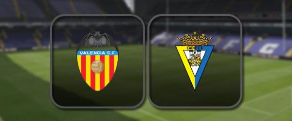 Валенсия - Кадис: Полный матч и Лучшие моменты