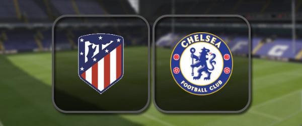 Атлетико - Челси онлайн трансляция