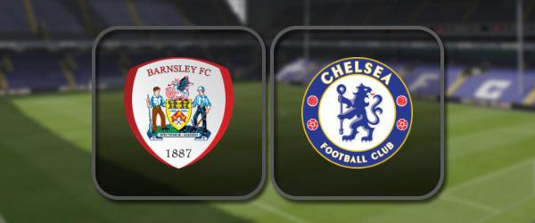 Барнсли - Челси: Полный матч и Лучшие моменты