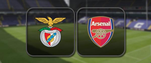 Бенфика - Арсенал: Полный матч и Лучшие моменты