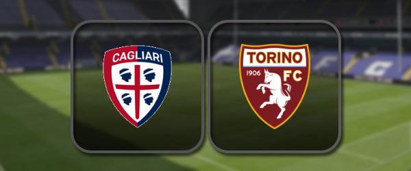 Кальяри - Торино: Полный матч и Лучшие моменты