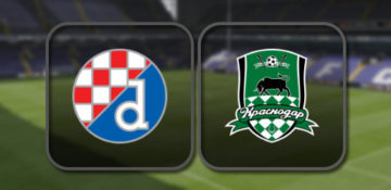 Динамо Загреб - Краснодар