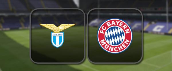 Лацио - Бавария: Полный матч и Лучшие моменты