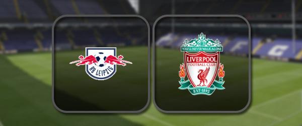 РБ Лейпциг - Ливерпуль: Полный матч и Лучшие моменты