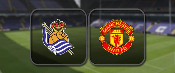 Реал Сосьедад - Манчестер Юнайтед онлайн трансляция