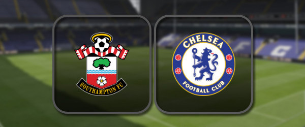Саутгемптон - Челси: Полный матч и Лучшие моменты