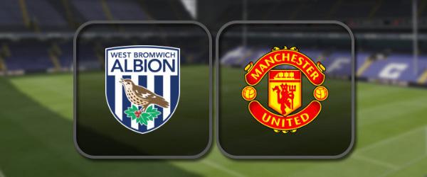 Вест Бромвич - Манчестер Юнайтед: Полный матч и Лучшие моменты