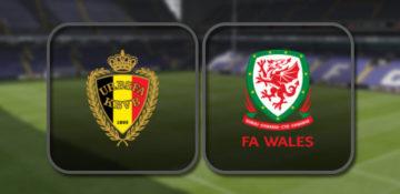 Бельгия - Уэльс
