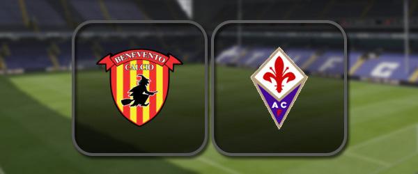 Беневенто - Фиорентина: Полный матч и Лучшие моменты