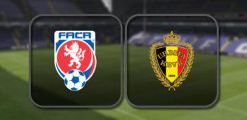 Чехия - Бельгия