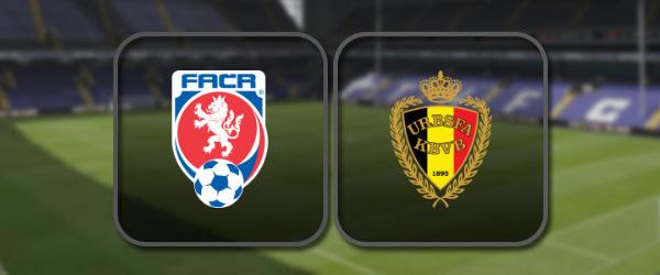 Чехия - Бельгия: Лучшие моменты