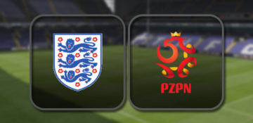 Англия - Польша