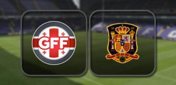 Грузия - Испания