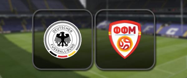 Германия - Северная Македония: Полный матч и Лучшие моменты