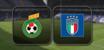 Литва - Италия