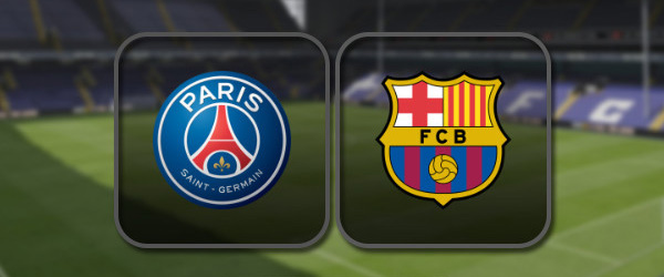 ПСЖ - Барселона: Полный матч и Лучшие моменты