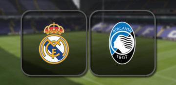 Реал Мадрид - Аталанта