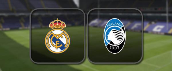 Реал Мадрид - Аталанта: Полный матч и Лучшие моменты