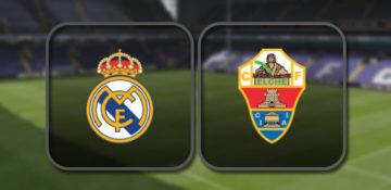 Реал Мадрид - Эльче