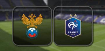 Россия U-21 - Франция U-21