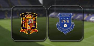 Испания - Косово