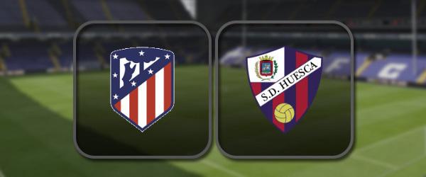 Атлетико - Уэска: Полный матч и Лучшие моменты