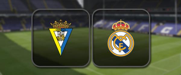 Кадис - Реал Мадрид: Полный матч и Лучшие моменты