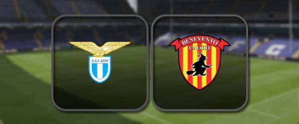 Лацио - Беневенто: Полный матч и Лучшие моменты