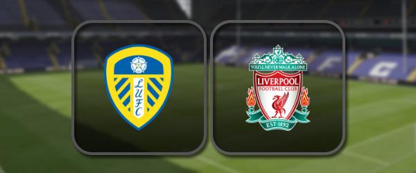 Лидс - Ливерпуль: Полный матч и Лучшие моменты